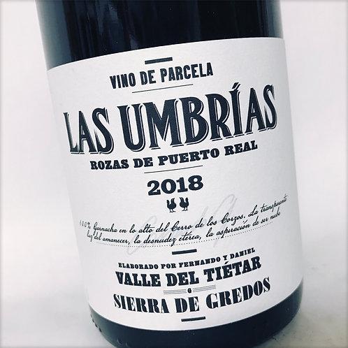 Comando G Las Umbrias 2018