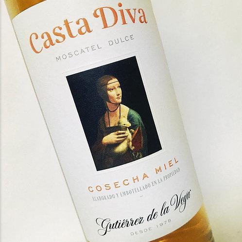 Gutiérrez De la Vega Casta Diva Cosecha miel  14 .375ml