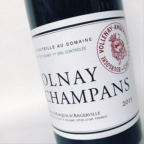 M. de Angerville Volnay Champans 15