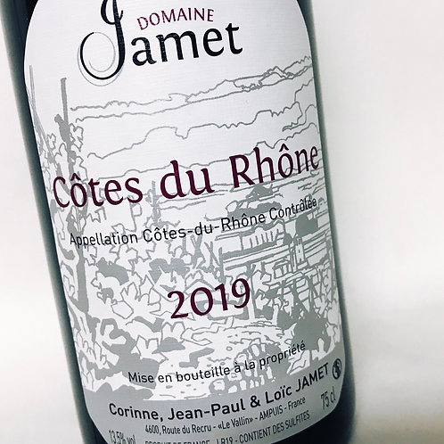 Jamet Cotes du Rhone 19