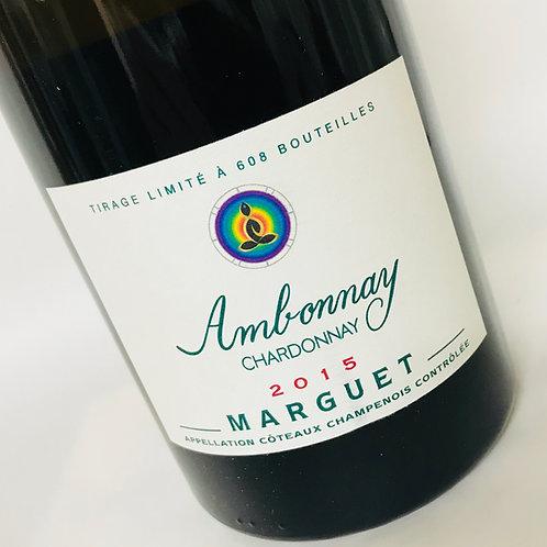 Marguet Coteaux Champenois Amobonnay Chardonnay 15