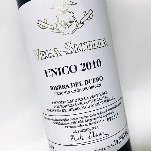 Vega Sicilia único 10