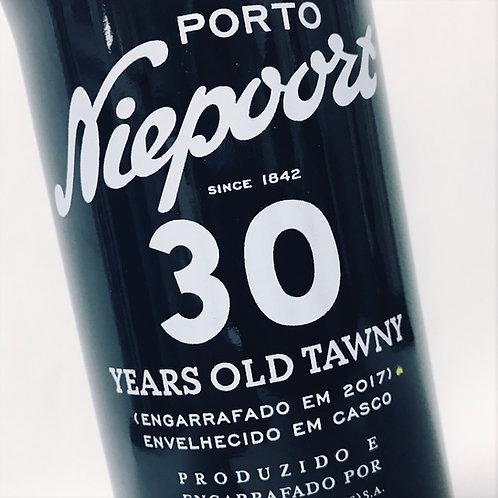 Niepoort 30 años (2017)