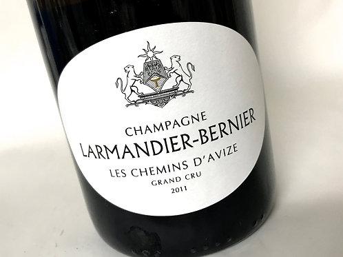 Larmandier-Bernier Les Chemins d´ Avize 2011