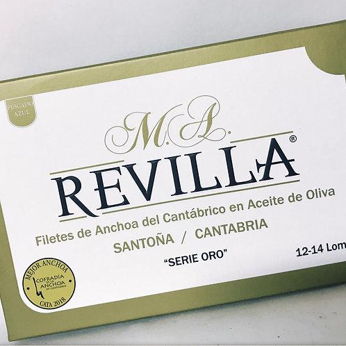 Anchoas Revilla en Aceite de Oliva