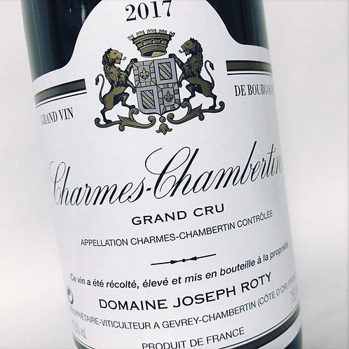 J. Roty Charmes Chambertin Grand Cru 17 TVV