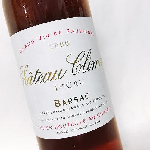 Château Climens 00  .375cl