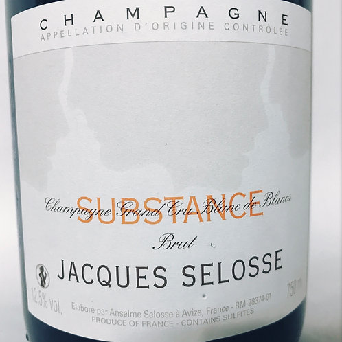 Selosse Substance degüelle 2016