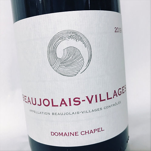 Domaine Chapel Beaujolais -Village 19