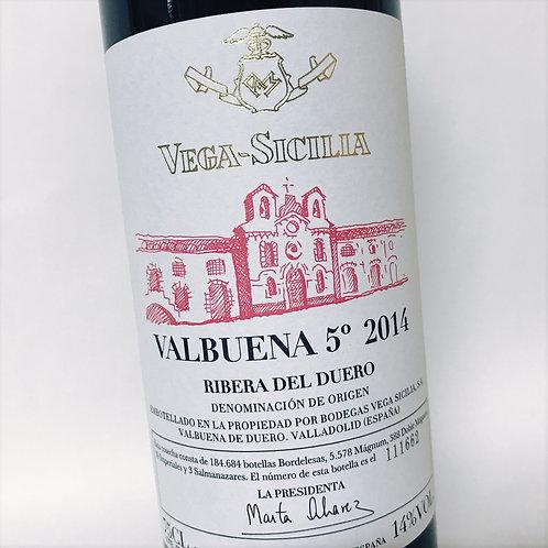 Vega Sicilia Valbuena 5º año 14