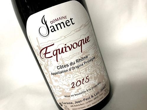 Jamet Cotes du Rhone Equivoque 2019