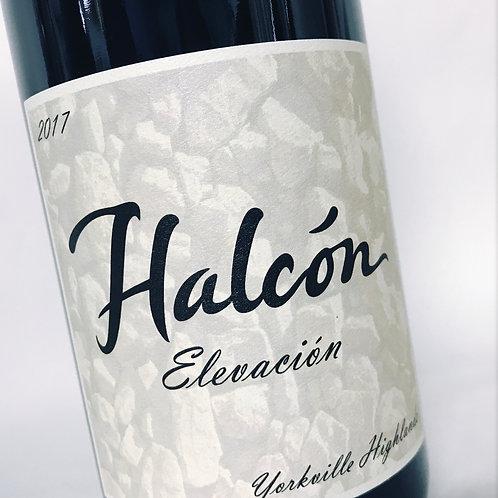 Halcón Elevation Syrah 17