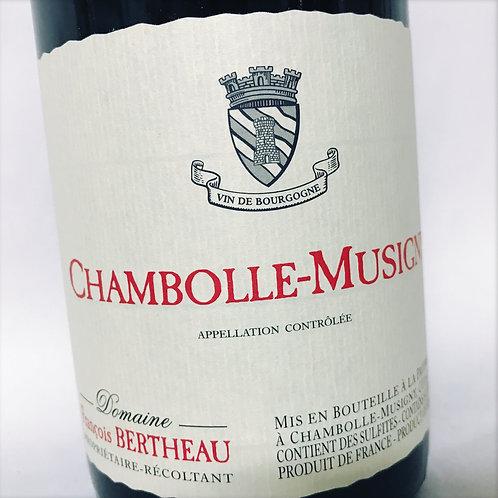 Bertheau Chambolle-Musigny 2015
