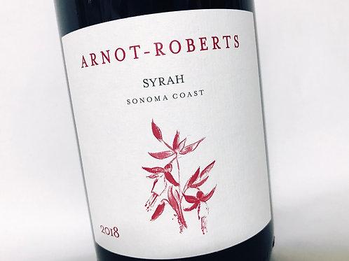 Arnot Roberts Sonoma Coast syrah 18