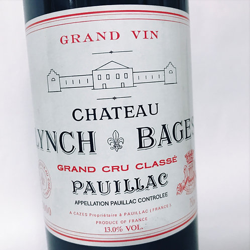 Chateau Lynch Bages 00