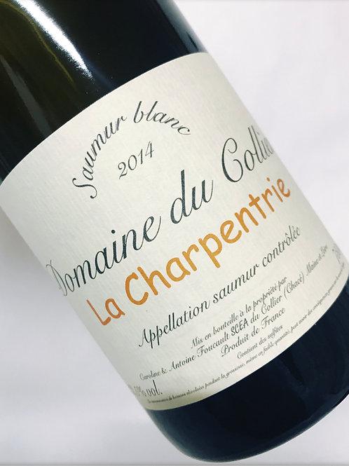 Domaine du Collier La Charpentrie Blanc 2014