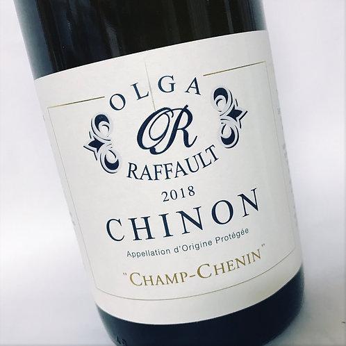 Olga Raffault Champ Chenin 18
