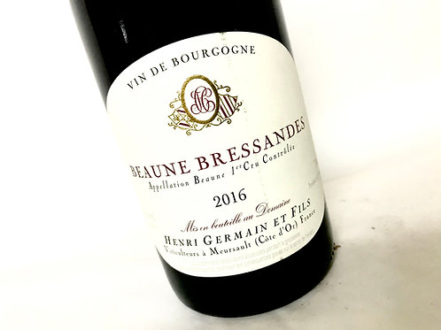 Henri Germain Beaune Bressandes 2016