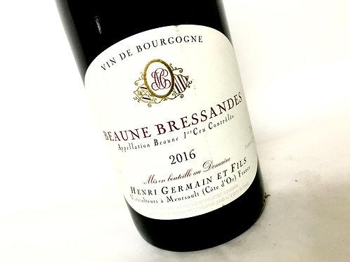Henri Germain Beaune Bressandes 2016