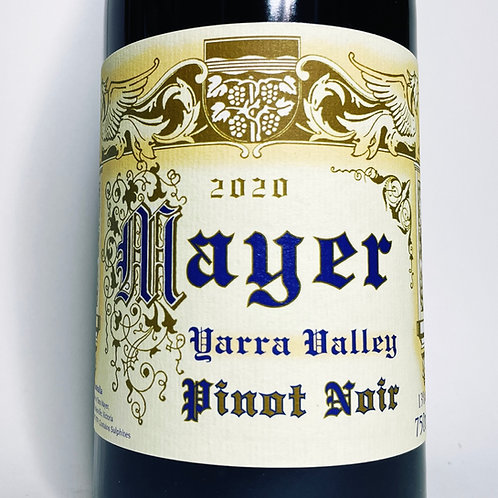 Timo Mayer Pinot Noir Closed Planted 19