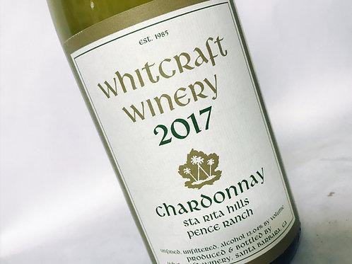Whitcradft Chardonnay Pence Ranch 2017