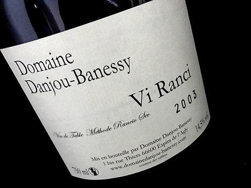 Danjjou Banessy Ranci 2003