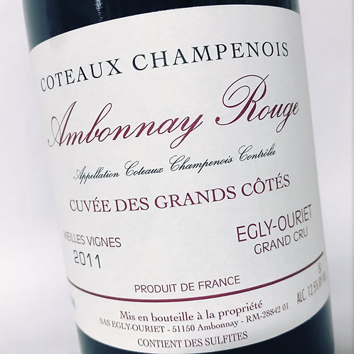 Egly Ouriet Ambonnay Rouge VV 2011