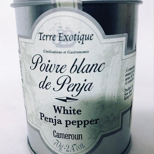 Pimienta Blanca Penja Terre Exotique