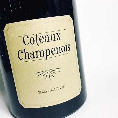 Mouzon Leroux Coteaux Champenois Rouge 15