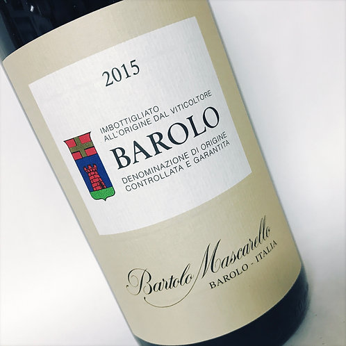 Bartolo Mascarello Barolo 15