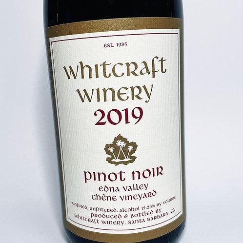 Whitcraft Edna Valley Chene Vineyard PN 19