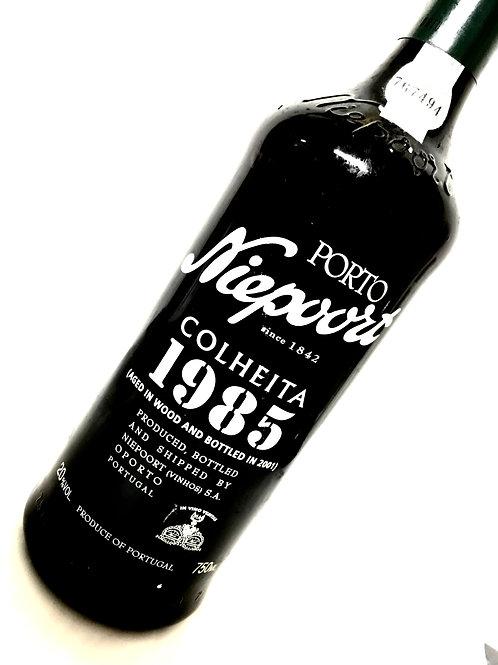 Niepoort Colheita 1985 (embotellado 2001)