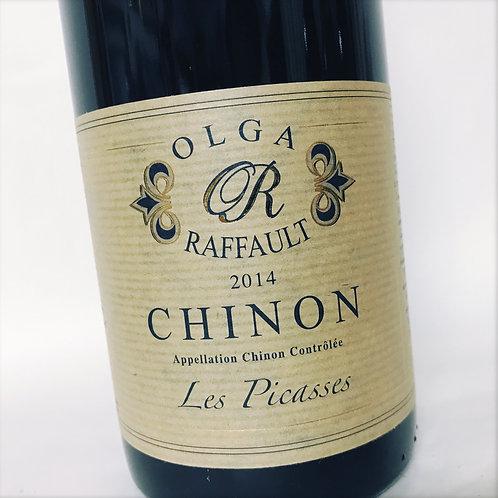 Olga Raffault Chinon Les Picasses 14