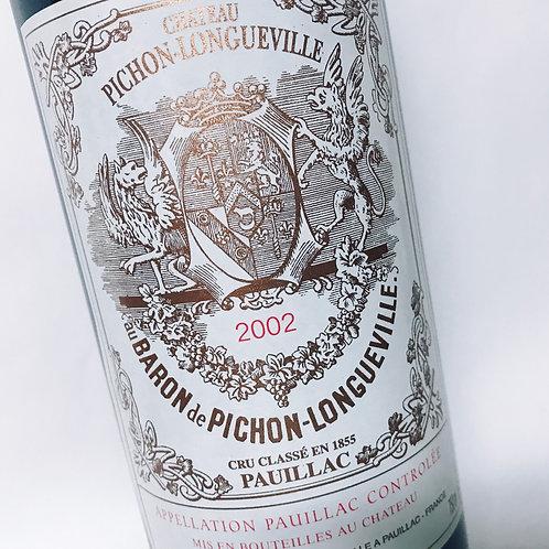 Chateau Pichon Longuevile Baron 02