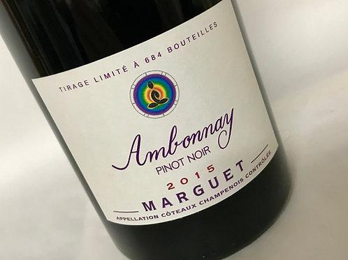 Marguet Coteaux Champenois Ambonay Pinot Noir 15