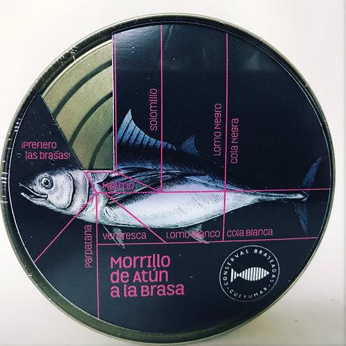 Morrillo de atún a la brasa GueyüMar