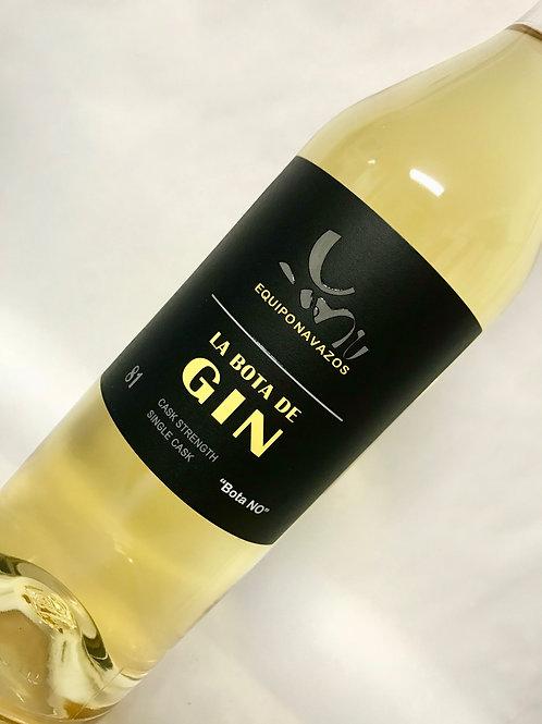 Equipo Navazos La Bota de Gin #87