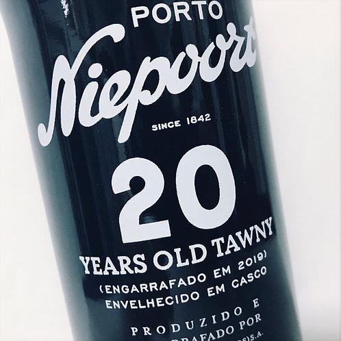 Niepoort 20 años (2019)