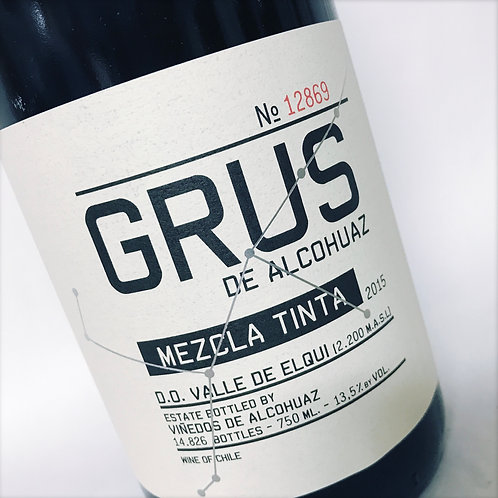 Alcohuaz Grus 15
