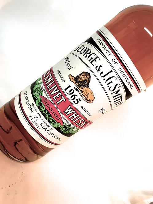 Glenlivet 1965 bottled 2005