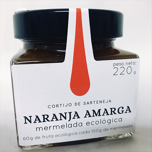 Mermelada de Naranja Amarga Cortijo de Sarteneja