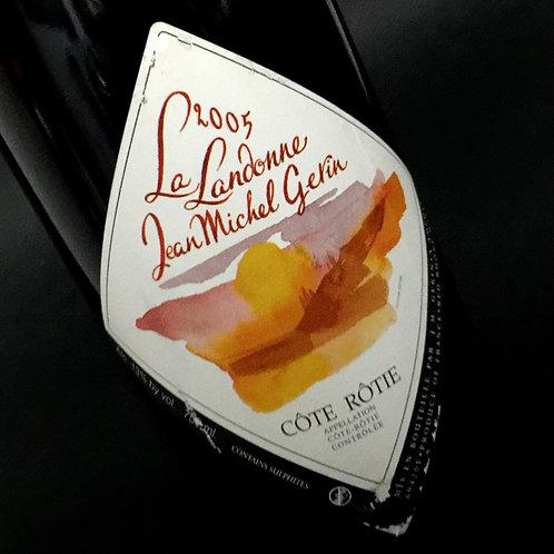 JM Gerin Cote ROtie La Landonne 2005