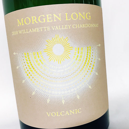 Morgen Long Volcanic Chardonnay 18