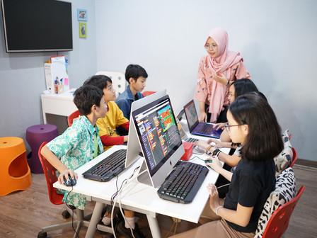 Manfaat Penting Belajar Coding Untuk Anak