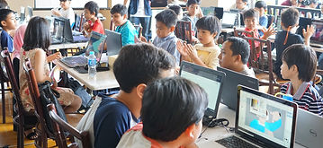 Kids Coding Competition 2016