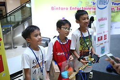 Kids Coding Competition 2015