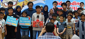 Kids Coding Competition 2018