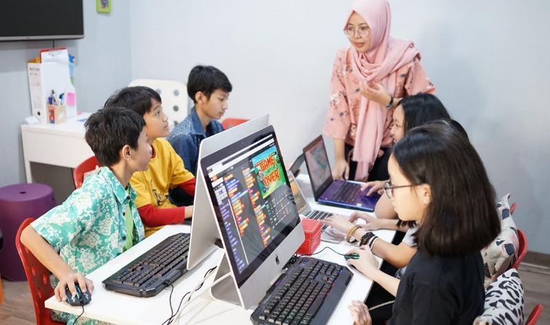 Manfaat Belajar Coding Untuk Anak, Cody's App Academy