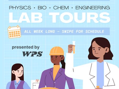Lab Tour Week Fall 2020