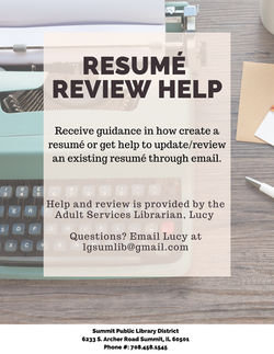 Online Resume Help